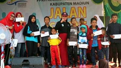 ProPKH, Momen Kejut Milad PKH ke 11 di Kabupaten Madiun