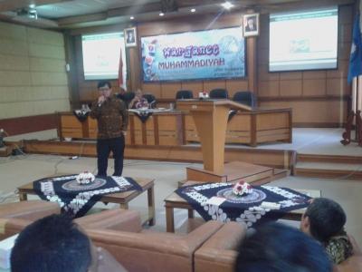 Warganet Muhammadiyah Berkiprah