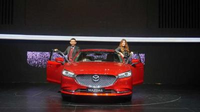 Mengintip All New Mazda6 yang Tampil Elegan di GIIAS 2018