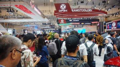 Sah, Pesta Otomotif GIIAS 2018 Dibuka Jokowi