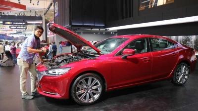 Merasakan Kemewahan, Kenyamanan dan Keamanan Berkendara All New Mazda 6 Elite