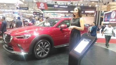 New Mazda CX-3 , SkyAktiv Engine dan Rasakan Kemewahannya