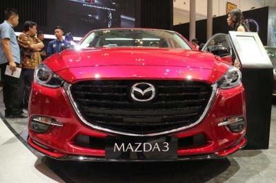 Test Drive Mazda 3, Hatchback Impian Bertabur Fitur Canggih