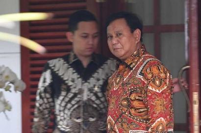 Prabowo Subianto-Sandiaga Uno Dideklarasi Jadi Capres-Cawapres 2019