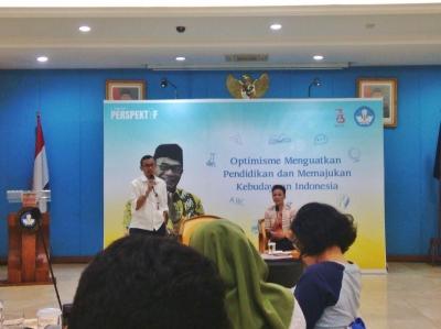 Bersama Kompasianer, Kemendikbud Bicara tentang Sistem Zonasi Pendidikan