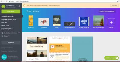 Aplikasi Canva, Semudah Ahli Desain Profesional