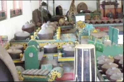 Gamelan, Hadiah Adu Muncang dari Mataram