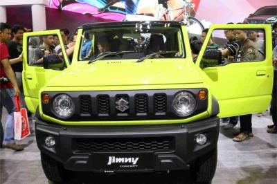 Jimny Concept 2018, Kembalinya Sang Legenda