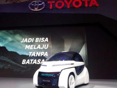 Teknologi Mobil Masa Depan