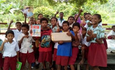 Inspirasi dan Keinginan Ikut Membangun Mimpi Anak-anak di Pelosok Negeri