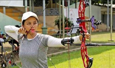 Dellie Threesyadinda, Putri Legenda yang Kini Bidik Emas Asian Games