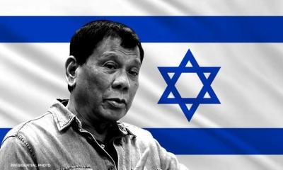 Jelang Kunjungan ke Israel, Mengapa Presiden Duterte Makin Galak pada China?