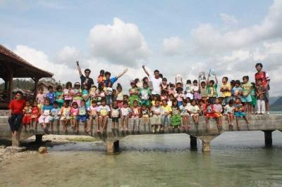 Menebar Harapan Hingga ke Pesisir Pelosok Nusantara