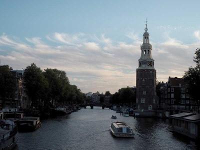 Menikmati Musim Panas di Amsterdam