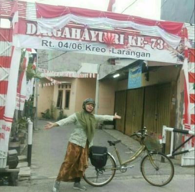 Berburu 73 Gapura untuk 73 Tahun Kemerdekaan Indonesia (Bagian Satu)