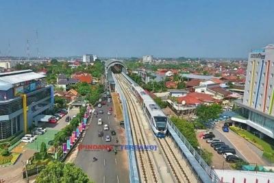 Kereta LRT, Solusi Atas Kemacetan Lalu Lintas