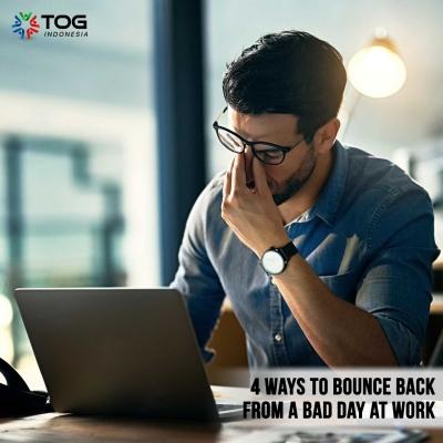 4 Tips Mengubah Hari Buruk di Kantor Menjadi Menyenangkan