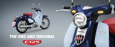 Honda C125 Motor Antik yang Kekinian