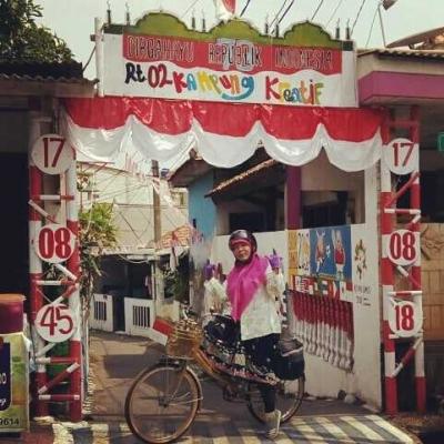Berburu 73 Gapura Untuk 73 Tahun Kemerdekaan Indonesia (Bagian Dua)