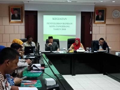 Penyuluhan tentang Mewujudkan Kesejahteraan Difabel dan Lansia di Kota Tangerang