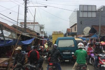 Degradasi Lingkungan Hidup di Perkotaan