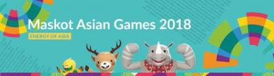 Antusiasme Namiya Sambut Asian Games 2018