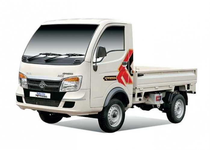 Tata Motors Tawarkan Pick Up Diesel 4x4