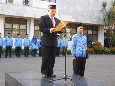 Peringati Kemerdekaan 73 RI, Kapus P3E Suma Didapuk sebagai Irup