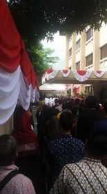 Upacara dan Perayaan HUT RI di Kedubes Filipina