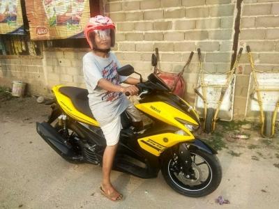 Fitur Canggih Skutik Yamaha Aerox 155, Bikin Nyaman di Kota dan Tangguh di Desa