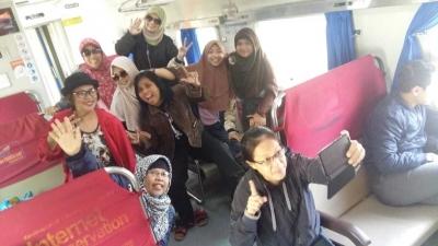 Indonesia Community Day 2018 dan Jajal Ayam Bawang CakPer