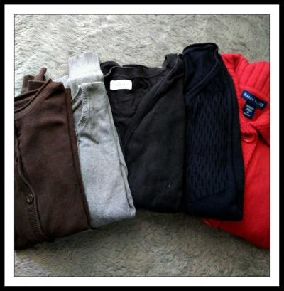Cardigan, Baju Andalan yang Gak Harus Mahal
