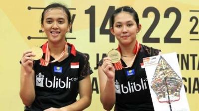 Hebat, Indonesia Berpeluang Sapu Bersih Gelar di Malaysia International Junior Open 2018
