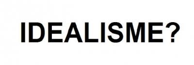 Makna idealisme