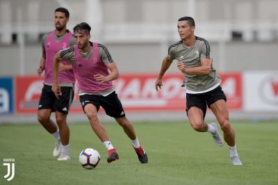 Pesan Penting Allegri dan Debut Ronaldo di Serie A