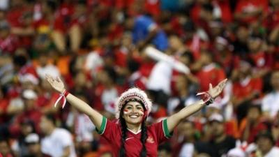 Fanatisme Suporter Bola Indonesia