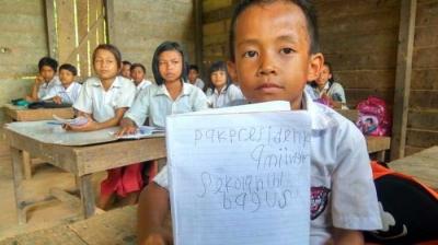 Dewan Pendidikan Prihatin Buruknya SDN 15 Semirah,Sintang-Kalbar