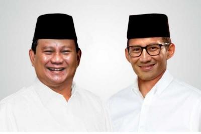 Menelisik Komposisi Kabinet ala Prabowo-Sandi, Ada Rocky Gerung Tanpa Fahri