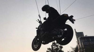 Cerpen | Joki No, Stuntman Yes!