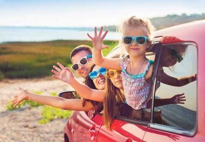 7 Tips Berlibur Hemat Bahan Bakar Mobil