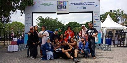 Tebaran Cinta di ICD 2018 Taman Krida Budaya Malang