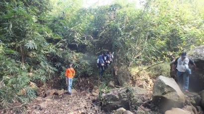 KKN Desa Gondang, Ekspedisi Cagar Alam Ulolanang