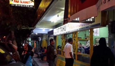 Berburu Kuliner Malam di Kota Magelang
