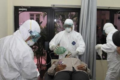 Menguji Kesehatan TNI AL untuk Mendukung Operasi Militer Perang