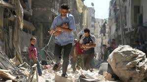 Cukup Suriah Saja!
