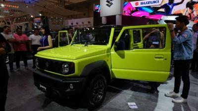 Tahun Ini Stock Suzuki Jimny Habis