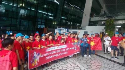 Kisah Patriotik yang Inspiratif dari Ribuan Suporter Bola Vietnam di Asian Games