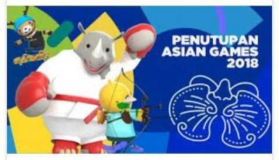 Indonesia Terharu, Jika Jokowi dan Prabowo Bersama Lagi pada Penutupan Asian Games