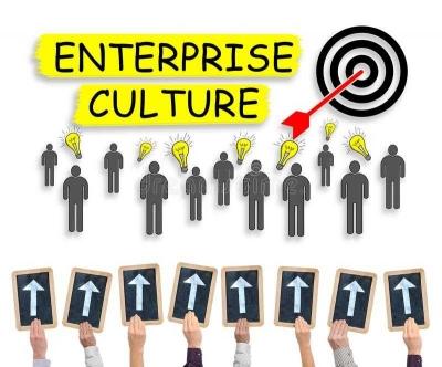 """Membangun """"Enterprise Culture"""" untuk Menuju Indonesia Maju"""