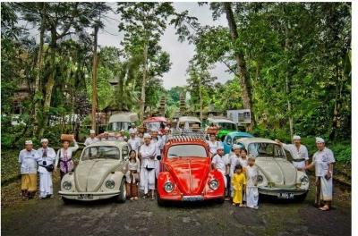 #VLIP4 Singaraja Bali, Volkswagen dan Filosofi Kehidupan